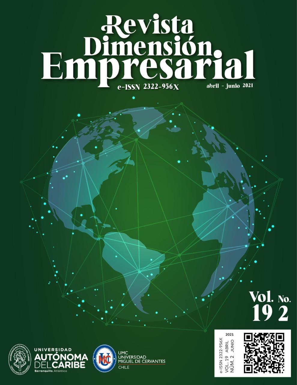 View Vol. 19 No. 2 (2021): Journal Dimensión Empresarial