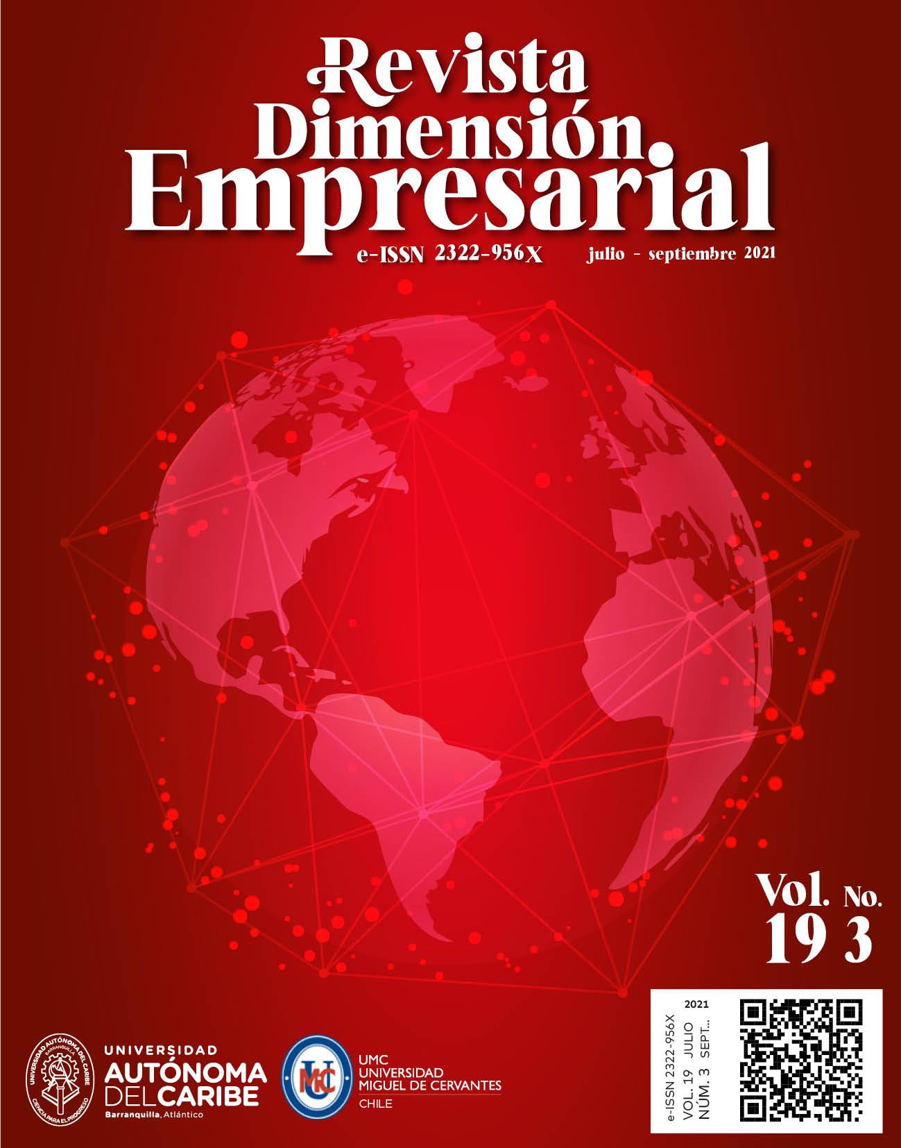 View Vol. 19 No. 3 (2021): Journal Dimensión Empresarial