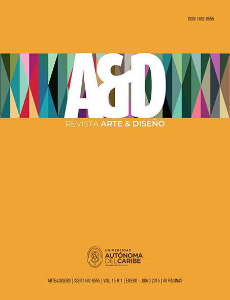 Ver Vol. 13 Núm. 1 (2015): Revista Arte y Diseño