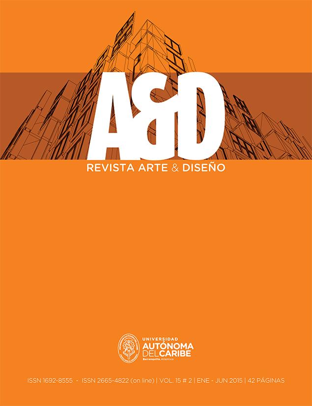 Ver Vol. 13 Núm. 2 (2015): Revista Arte y Diseño